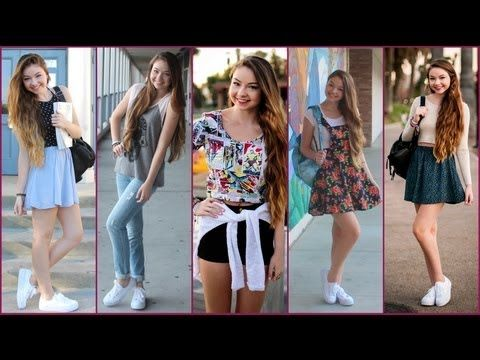Back to School: Outfits of the Week! - StilaBabe09