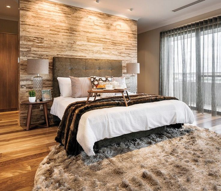 schlafzimmer modern holz wandpaneele schlafzimmer wohnideen tine wittler haus design ideen. Black Bedroom Furniture Sets. Home Design Ideas