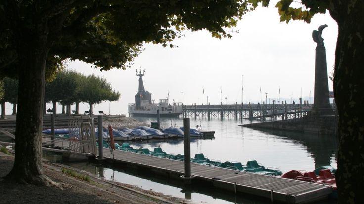 Eine Radreise am Bodensee ist nur etwas für trainierte Fahrer? Es muss ja nicht gleich der ganze See sein. Diese Tages-Tour schaffen…