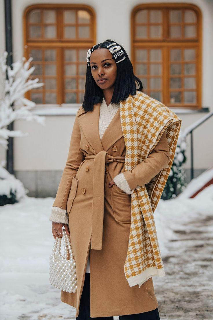 Street style à la Fashion Week automne-hiver 2019-2020 de ...