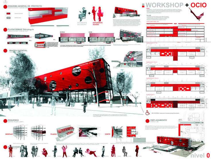 diseño de laminas verticales de presentacion - Buscar con Google                                                                                           Más