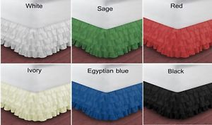 http://www.ebay.com/itm/1000TC-RUFFLED-BED-SKIRT-15-DROP-LENGTH-100-COTTON-SOLID-CHOOSE-SIZE-COLOR-/151090635691?pt=US_Bed_Skirts&var=&hash=item232db423ab $57.96