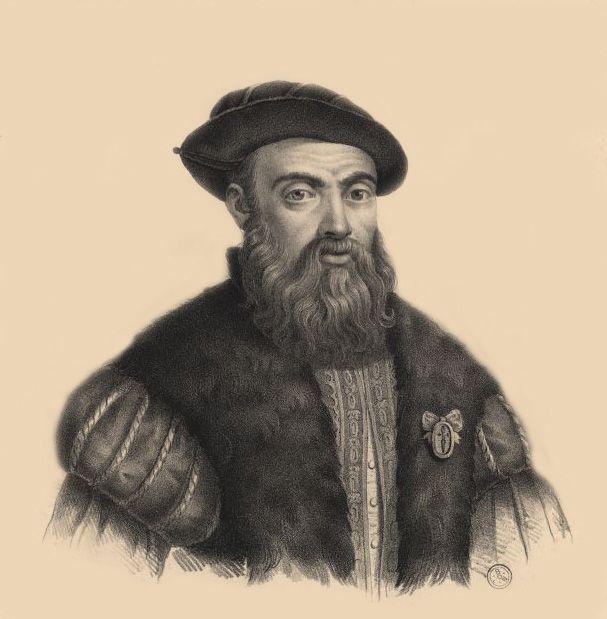 Fernão de Magalhães por Charles Legrand - Fernand de Magellan — Wikipédia