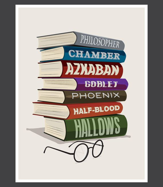 Harry Potter Books Harry Potter Movie PosterHarry by NiteOwlArts