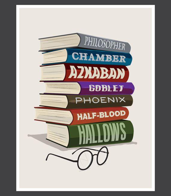 Harry Potter Books Harry Potter Movie PosterHarry by NiteOwlArts