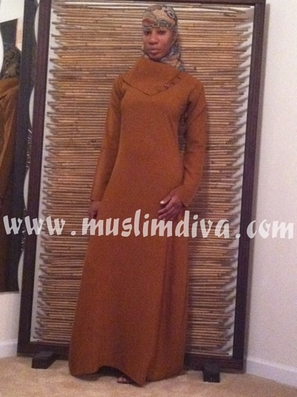The Ayesha ....Large Collar Overgarment