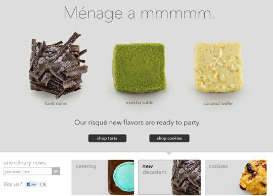 Showcase Of 30 Online Shopping Websites With Creative Product Catalogs   Design Inspiration