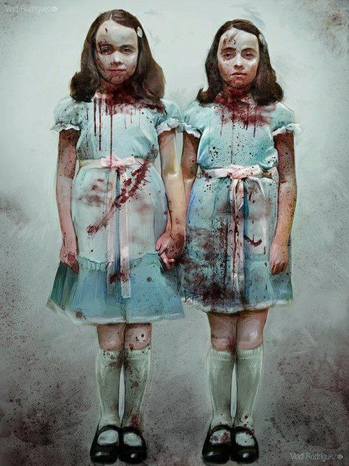 the shining halloween costume idea - The Shining Halloween