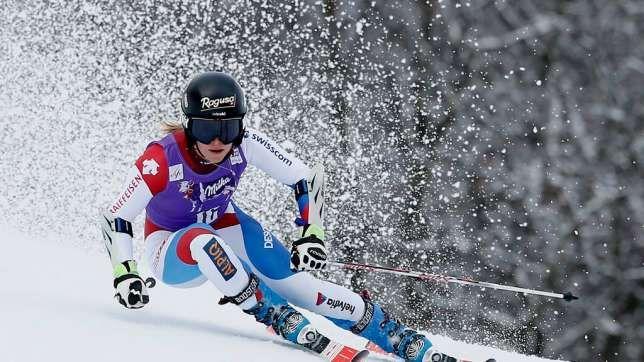 Lara Gut und das Swiss-Ski-Team starten am 24. Oktober mit dem Riesenslalom von Sölden in die neue Saison.