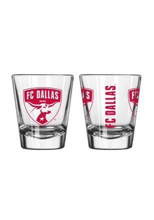 FC Dallas 2oz Clear Shot Glass
