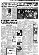 Fatos Históricos do Brasil e do Mundo | Acervo do Jornal O Globo