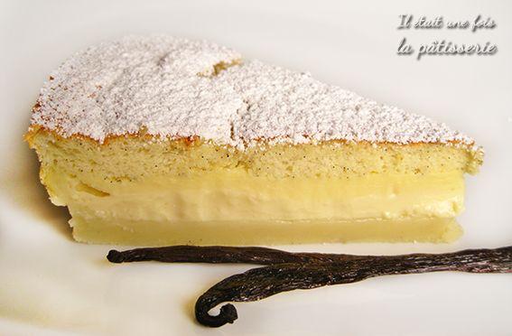 Il était une fois la pâtisserie...: Gâteau magique à la vanille
