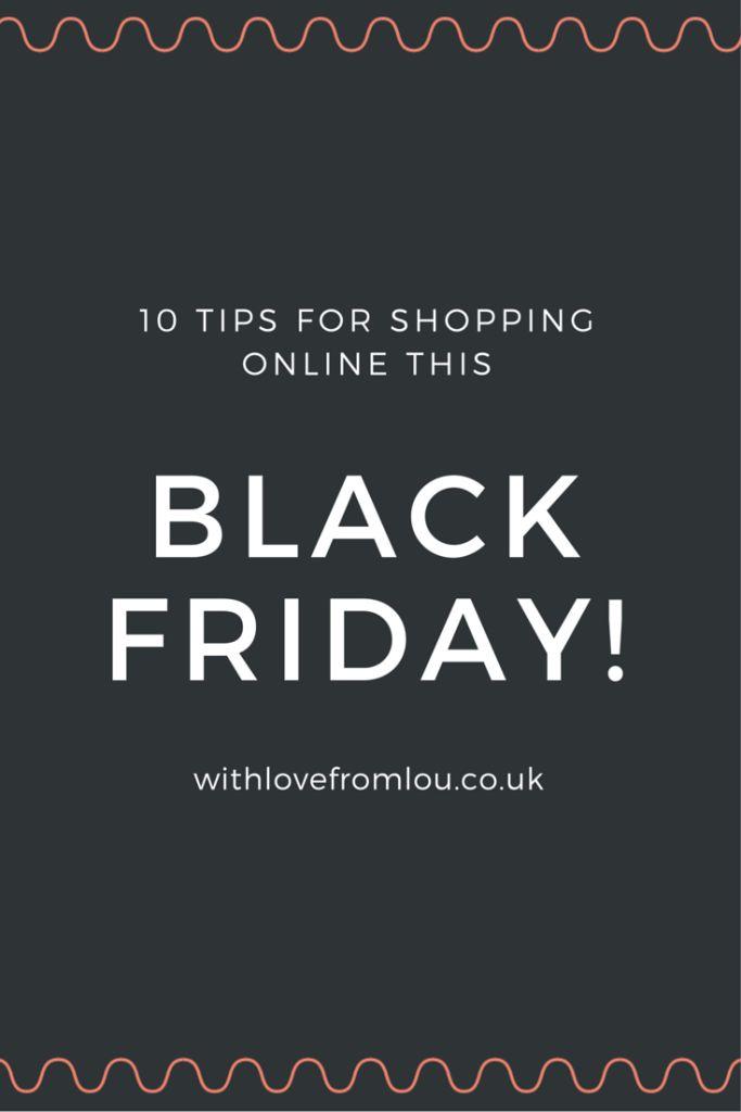 Online shopping black friday