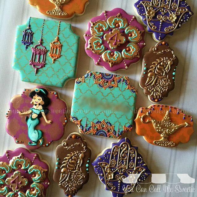 429 Best Princess Jasmine Birthday Party Images On