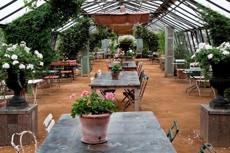 Petersham Nurseries & Greenhouse Cafe