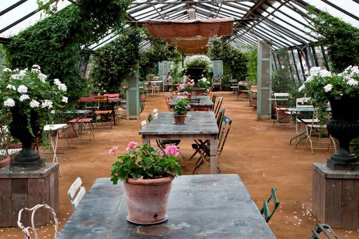Petersham Nurseries & Greenhouse Cafe