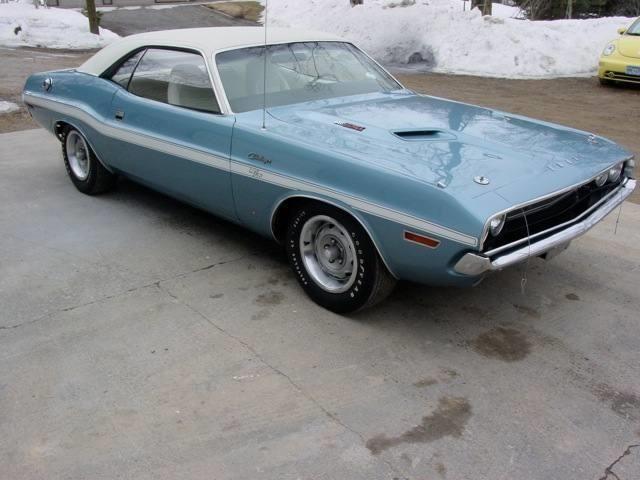 1970 Dodge Challenger RT  Price - $65,000  Location - , Minnesota  VIN - Contact Seller  Description - 1970 Dodge Challenger auto, #'s matching, original sheetmetal, very rare EB3. Very nice show quality driver.