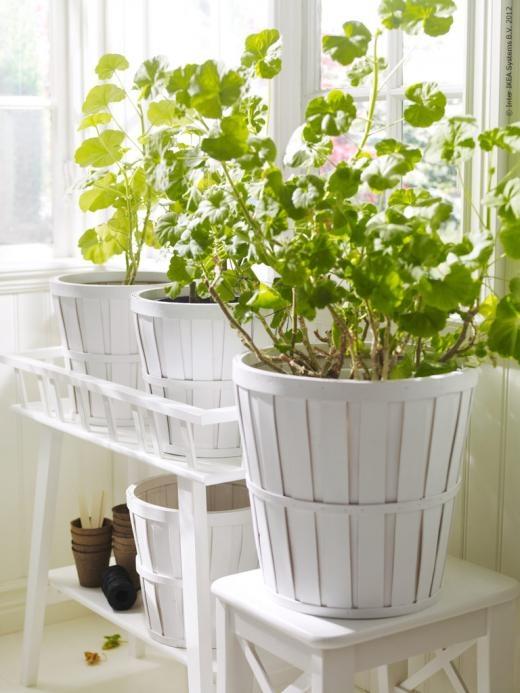 maceteros ikea p p jardines plantas y flores