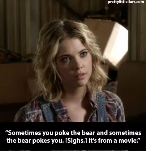 funniest hanna quotes from pretty little liars | Hanna Marin's 20 Best Quotes from Pretty Little Liars Season 3