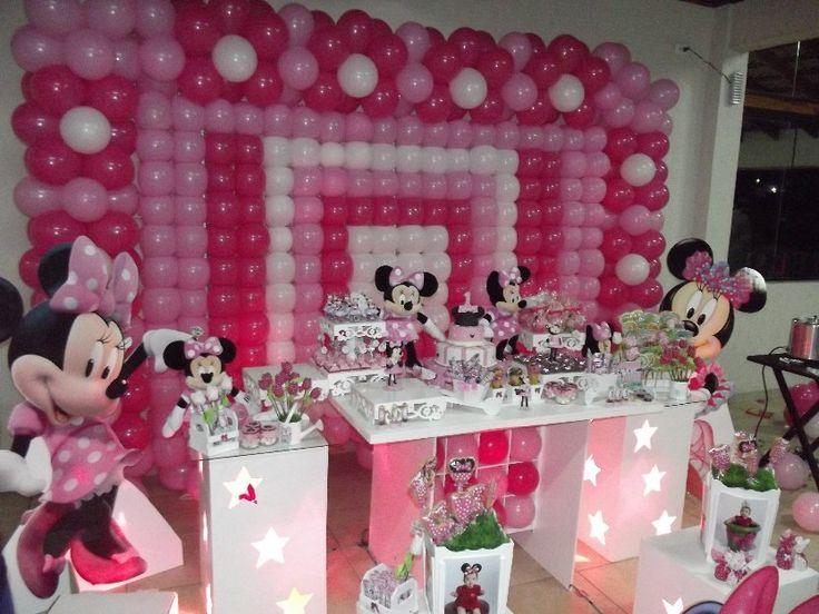 Decoração-de-Festa-Infantil-de-Aniversário-Novos-Modelos-Minei