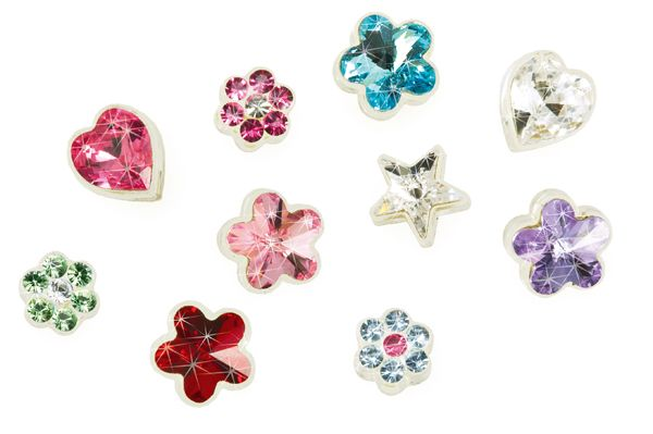 Nickel free earrings and hypoallergenic jewelry from Blomdahl Medical