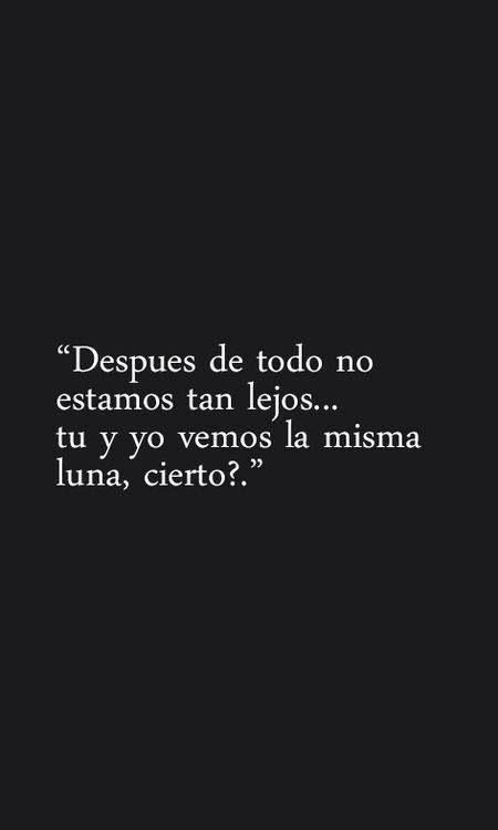Frases español amor vida @Luna Garcia