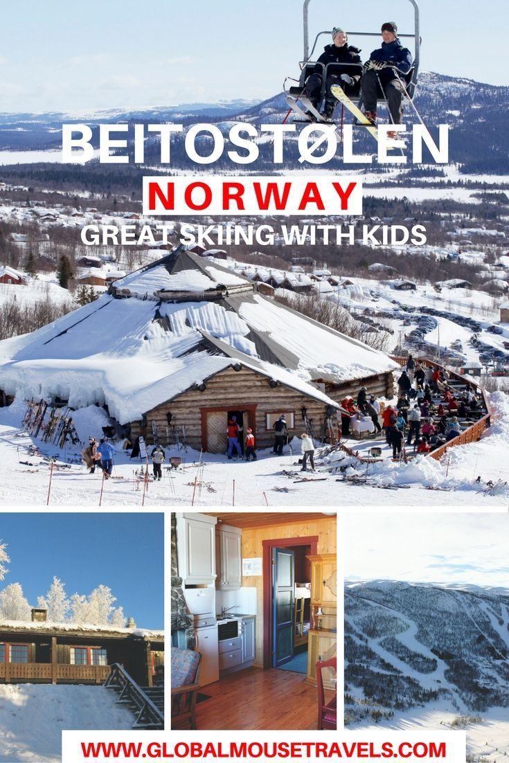 Norway is a wonderful place to ski with kids (or without). It's beautiful and has so much going for it. Read our review of the wonderful resort of Beitostolen, perfect for beginner or intermediate skiers. #Norway #Norwegian #children #snow