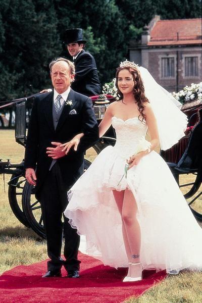 Наталия орейро в свадебном платье