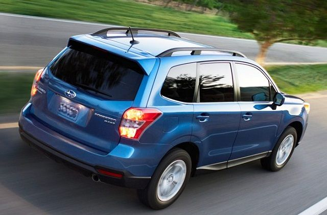 2016 Subaru Forester changes - Hastag Review!