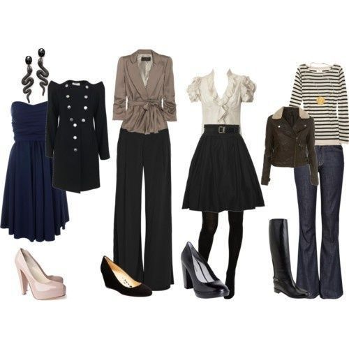 pear+shaped+women+clothing   Clothes for pear-shaped bodies