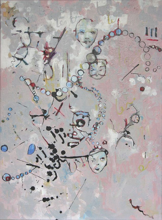 Apostrophe by Joseph Bangsund! This would look fantastic as a large print focal point. http://artzila.com/collections/bangsund-joseph/products/apostrophe