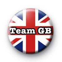 Union Jack Team GB Badges  Button Badge £0.85