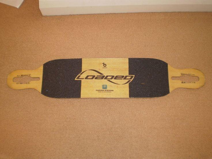 WTS Loaded Dervish Flex 2 DECK ONLY - ASRA - Australian Skateboard Racing Association