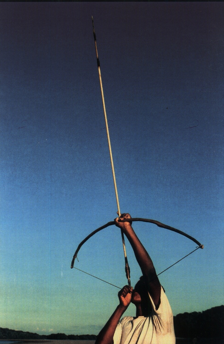 """Cazando luceros en el cosmos. (2006).   Río Capanaparo. Estado Apure.   """"Si en alguna parte es cierto que el hombre es la medida de sí mismo, es en la sabana ilímite, en cuya brava soledad cada cual puede construirse su mundo a sus anchas"""" [Rómulo Gallegos] Cantaclaro (1988, 69).    [Foto por Rodrigo Benavides].    Pedro Cunill Grau  Los paisajes llaneros de Rómulo Gallegos al Porvenir"""