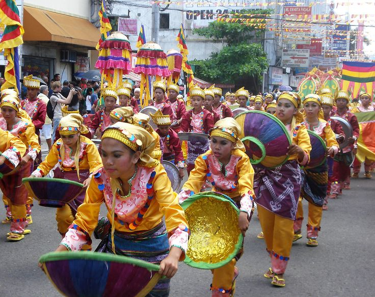Kadayawan Festival, Davao | 54 Fantastic Everyday Scenes From The Philippines