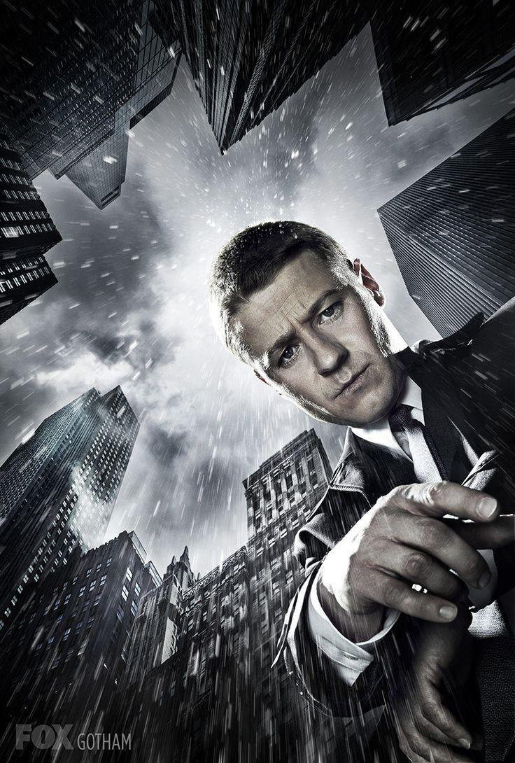Season 1 Detective Gordon FOX GOTHAM ™ & © 2014 Warner Bros. Entertainment, Inc. All Rights Reserved.