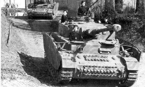 Panzer IV Ausf. H of the 2. Panzer-Division | Panzertruppen | Flickr