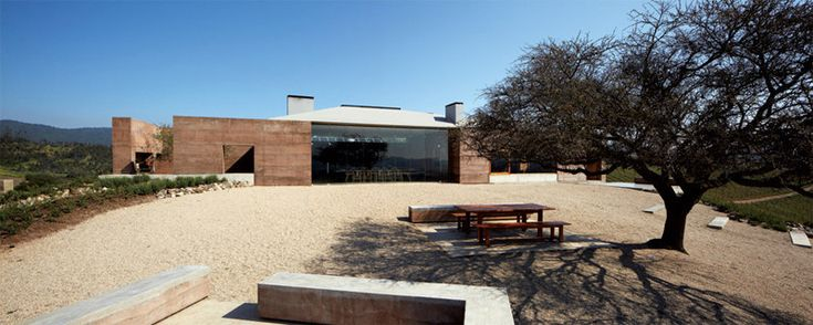 Gallery of Best Vineyards in Chile & Argentina (For Wine and Architecture) - 4