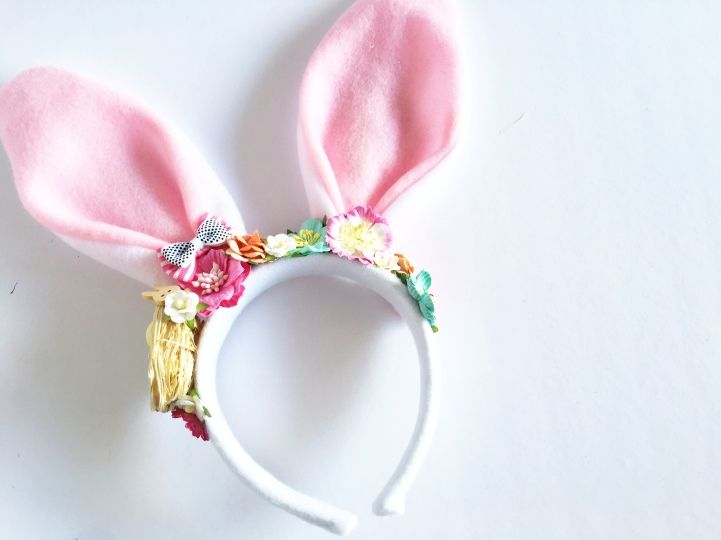 A gorgeous Easter Bonnet (with a twist) tutorial from Jot Girl Raquel Bowman for the Jot Blog. A flowery, pretty, girly version!