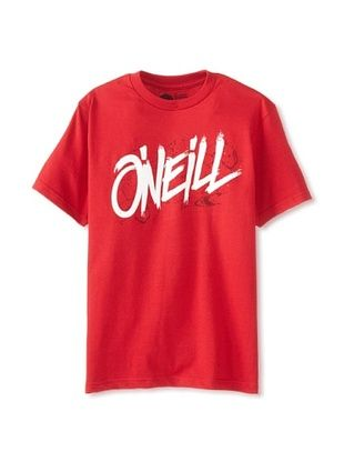 56% OFF O'Neill Boy's 8-20 Surf Punks Tee (Red)