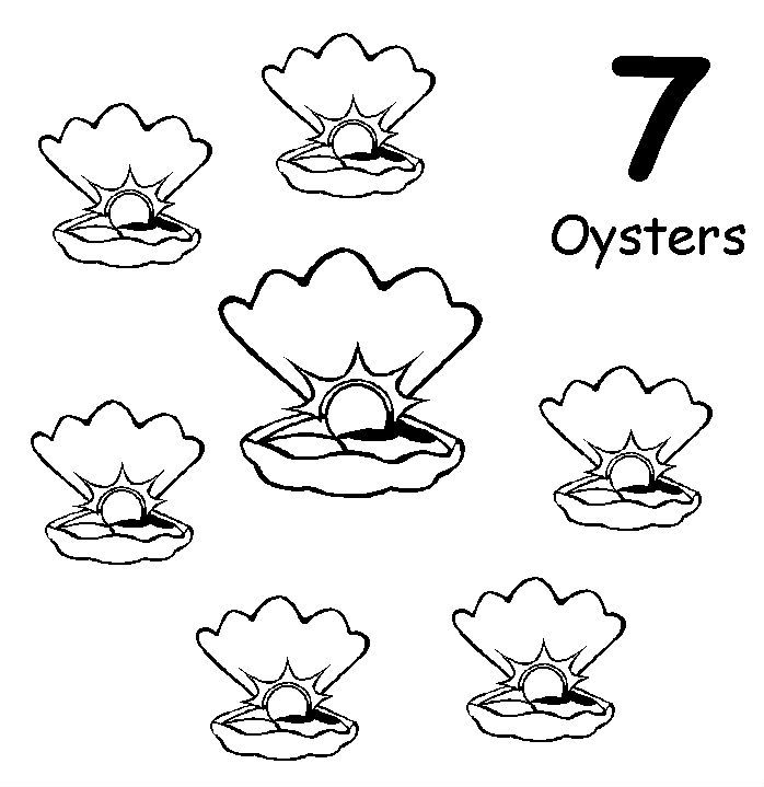 Counting Using Pearl Oysters