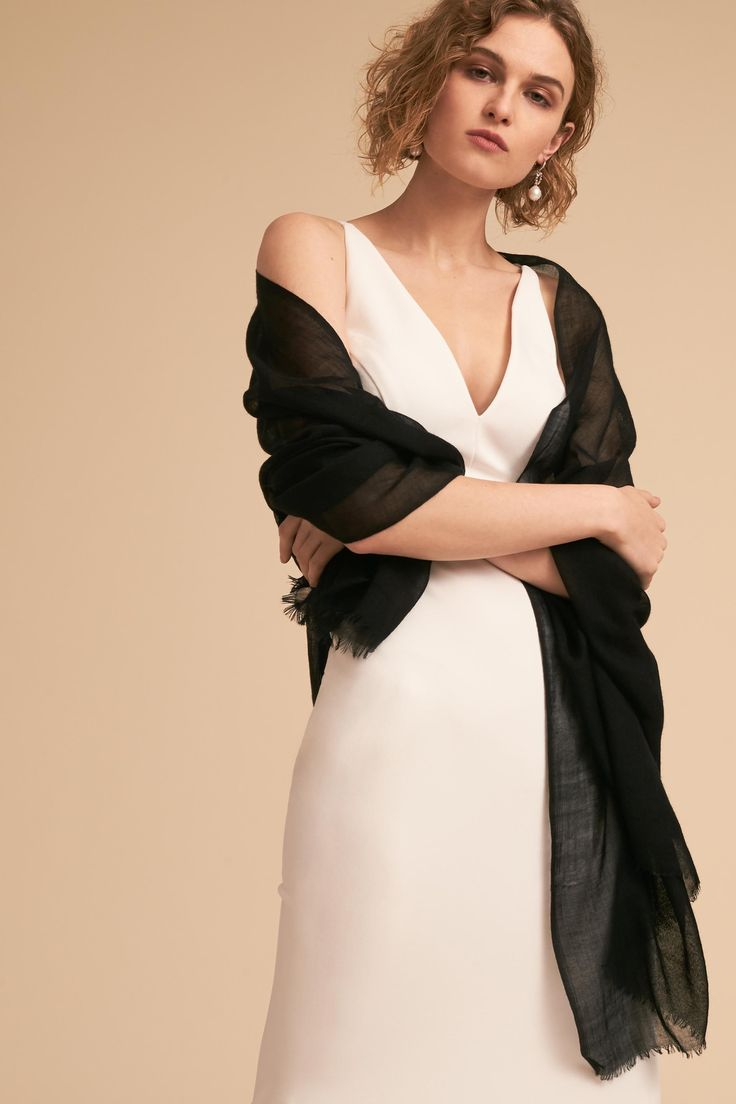 Rue Pashmina Wrap from @BHLDN