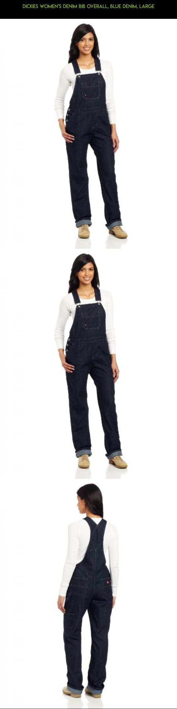 Dickies Women's Denim Bib Overall, Blue Denim, Large #gadgets #drone #products #parts #racing #plans #gardening #kit #for #camera #overalls #tech #technology #fpv #shopping #women