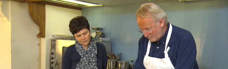 Potet og purreløksuppe á la Hellstrøm | TV3 Mat