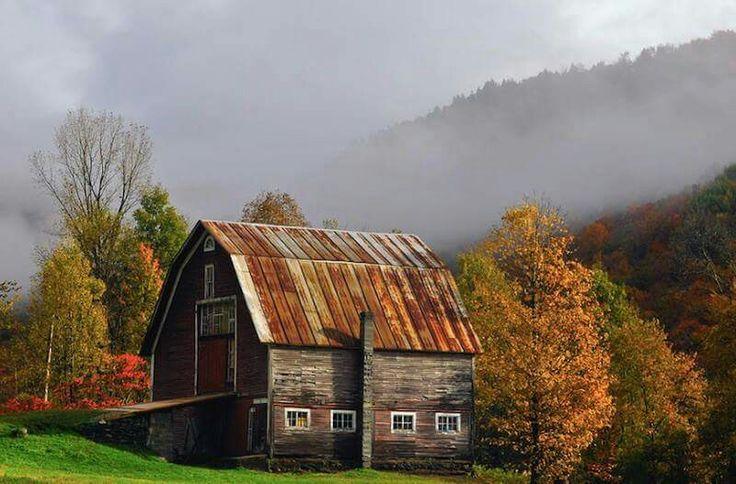 Rte. 100 in Vermont