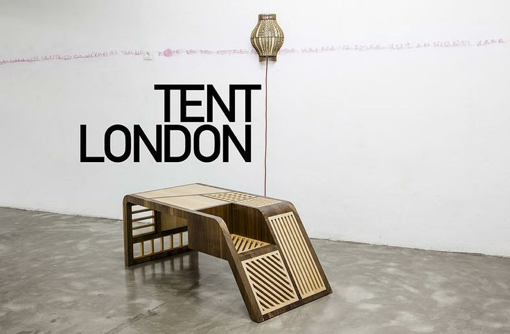 Trepan launched its products for the first time in Tend London 2013, on the 19th of September, where it presented two prototypes. A wall lamp (photomorph) and a coffee table (aquila).