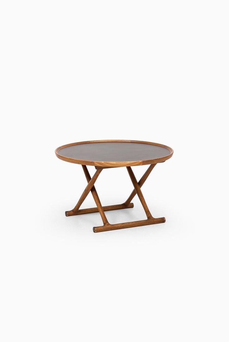 Mogens Lassen Egyptian Table By A.J. Iversen