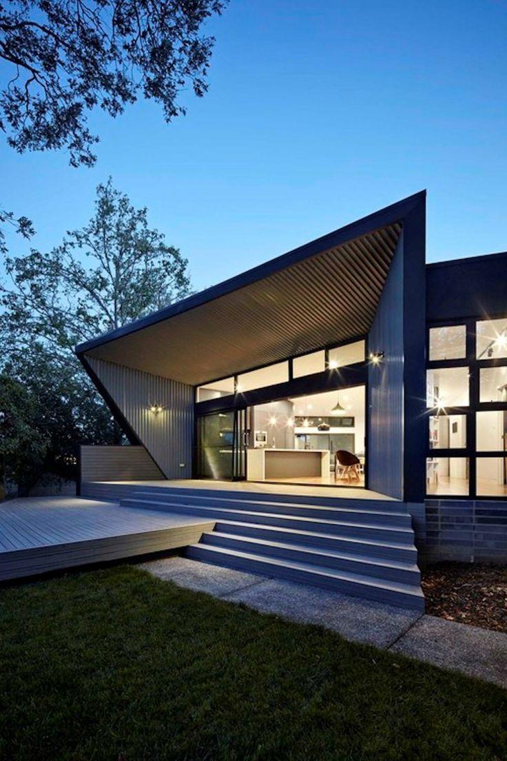 *지속성장 가능한 패시브 하우스 [ Adam Dettrick Architects ] Narrabundah House