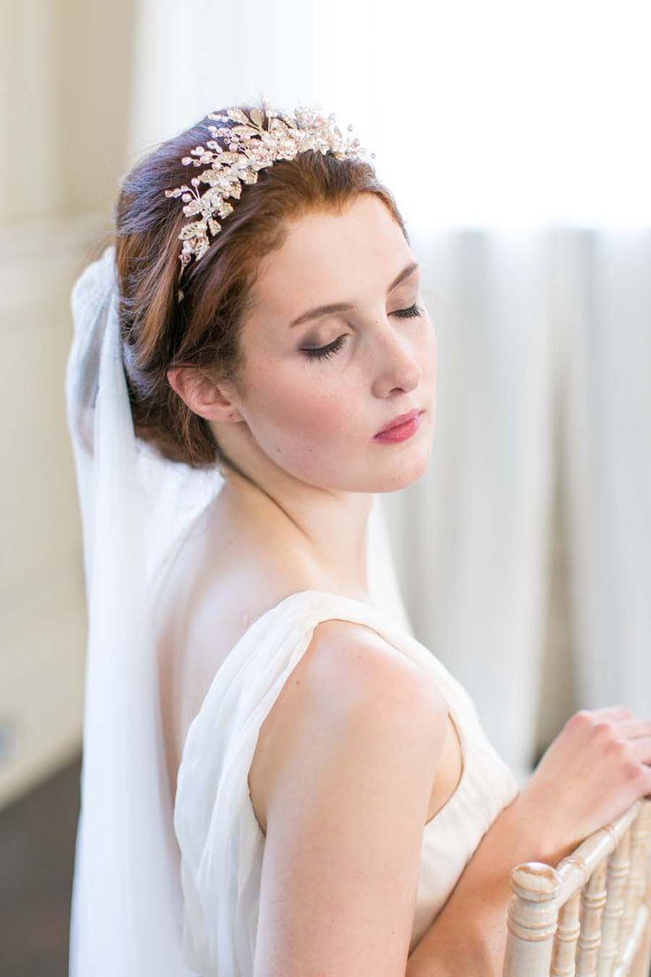 Wedding Hair Pieces With Veil | Fade Haircut