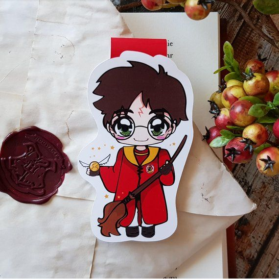 Magnet Lesezeichen Harry Potter Quidditch Etsy Disegni Di Harry Potter Creazioni Harry Potter Disegni Dei Personaggi Disney